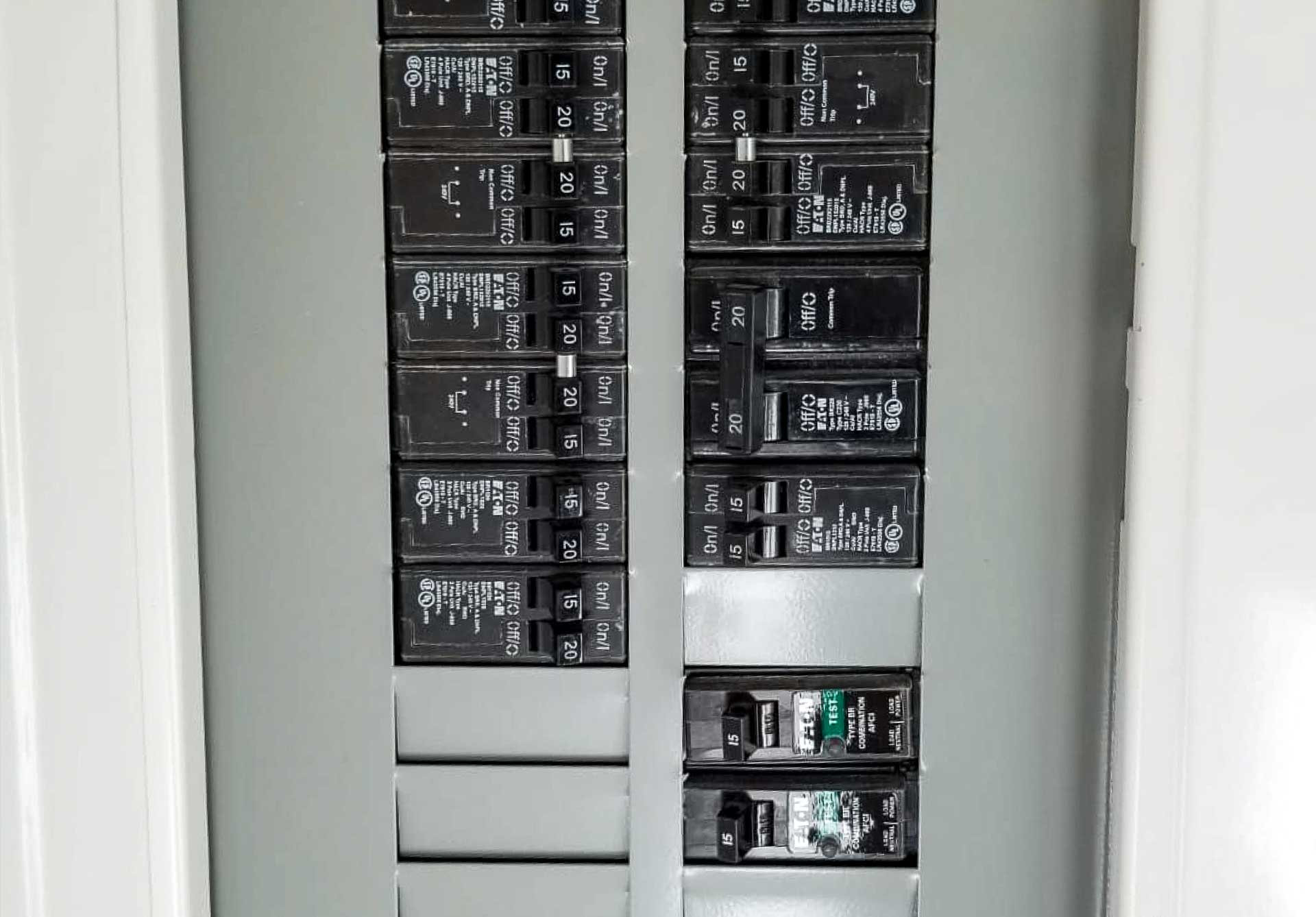 Electric Panel Upgrades